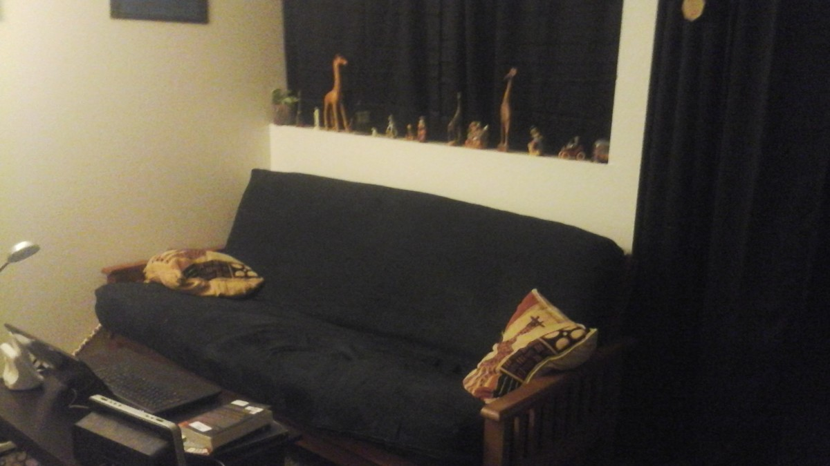 """The """"Living Room"""""""