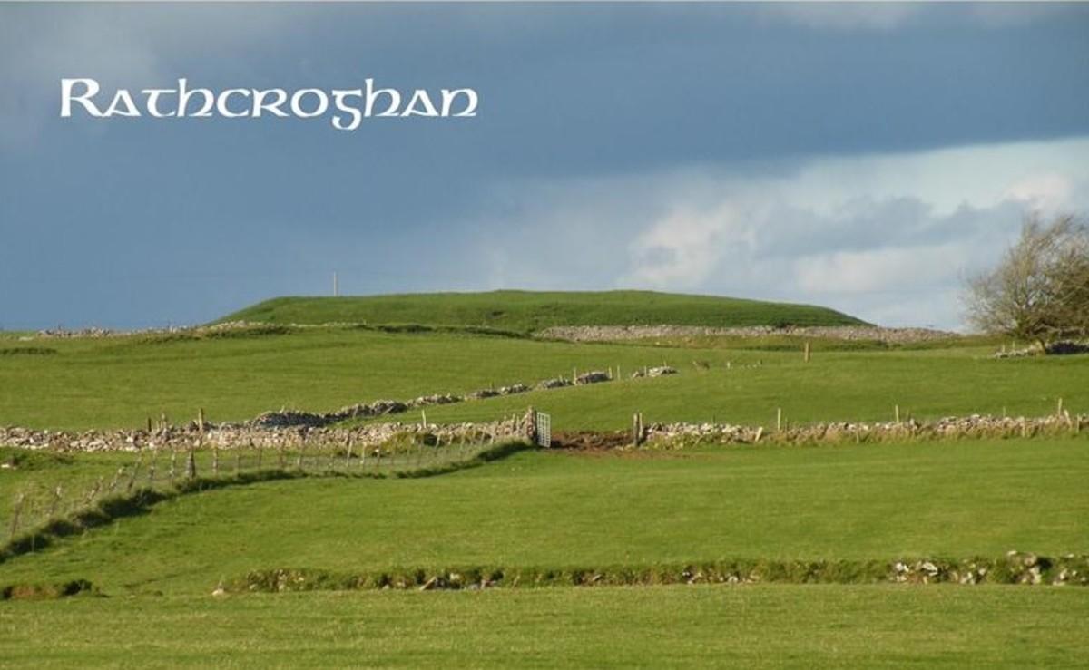 Rath Cruachan Mound