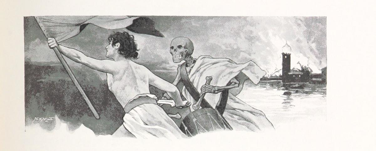 Image taken from page  613 of 'Na úsvitě nové doby.  Dějiny roku 1848