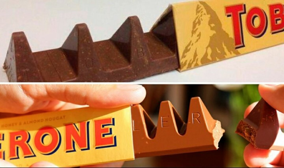 The new Toblerone: now with enhanced baseline separation!  #Chemistry