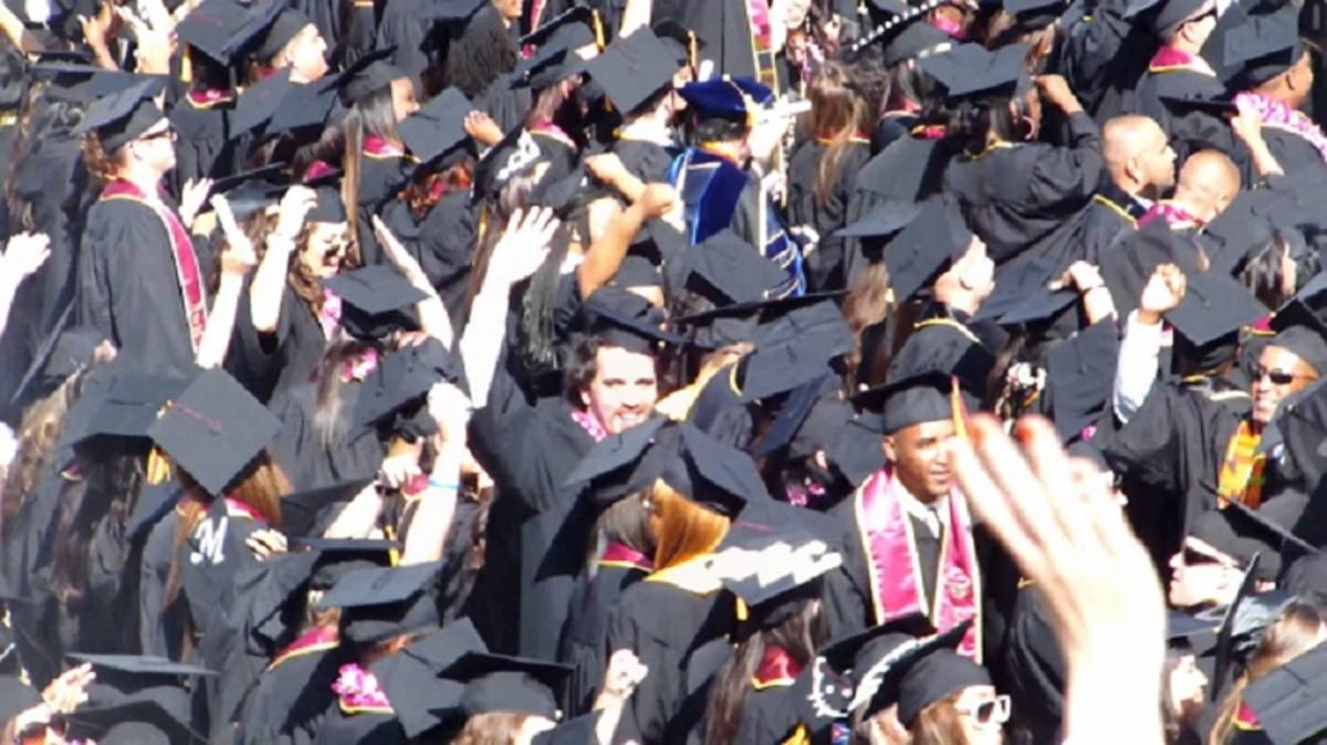 End of Graduation