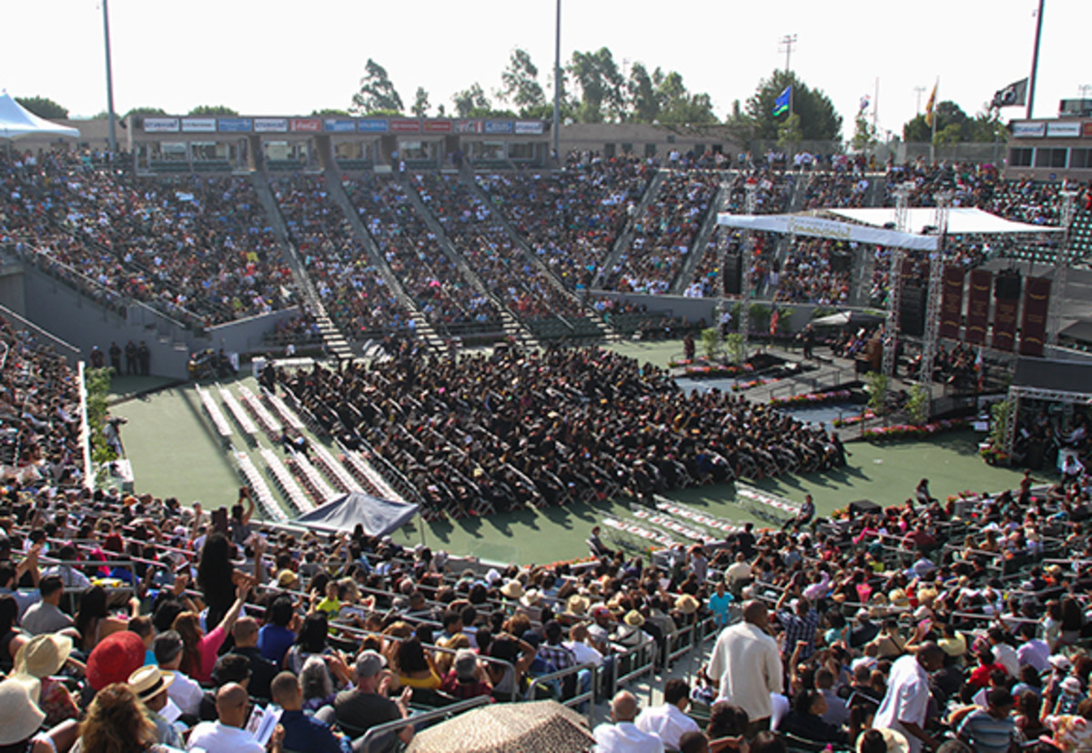 Cal State Graduation