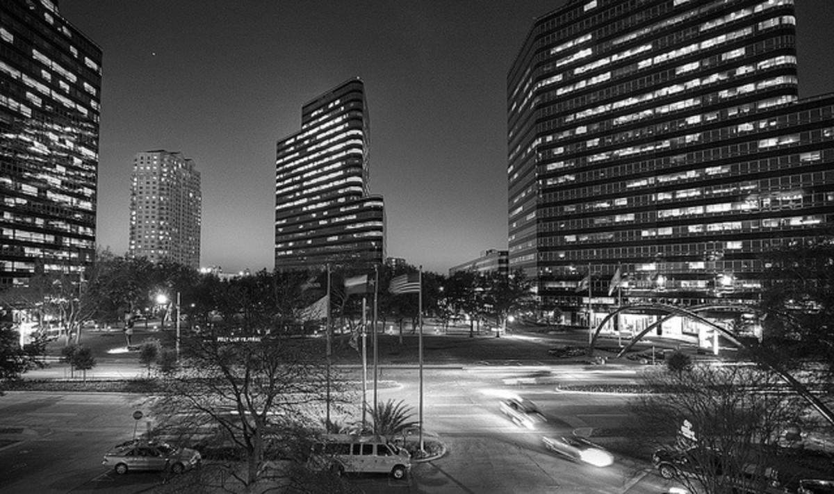 Hotels at Night