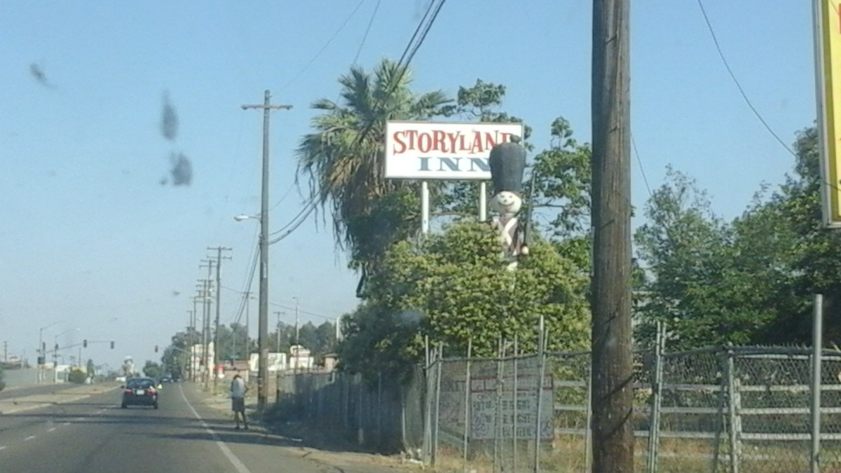 The Storyland - once magical (and still a bit)