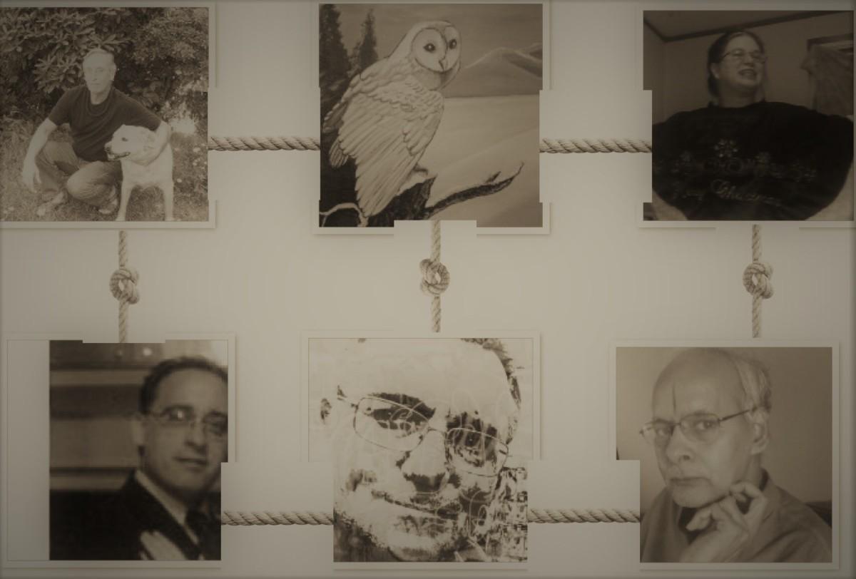 billybuc, whonunuwho, shanmarie, Frank, Jodah and Venkat