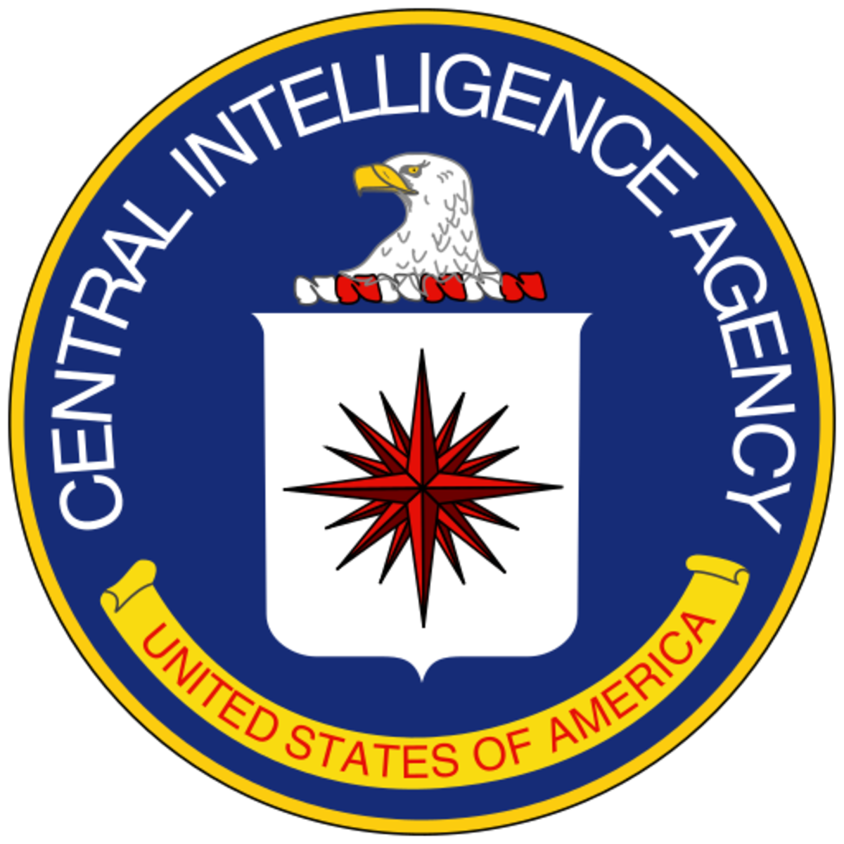 Central Intelligence Agency crest