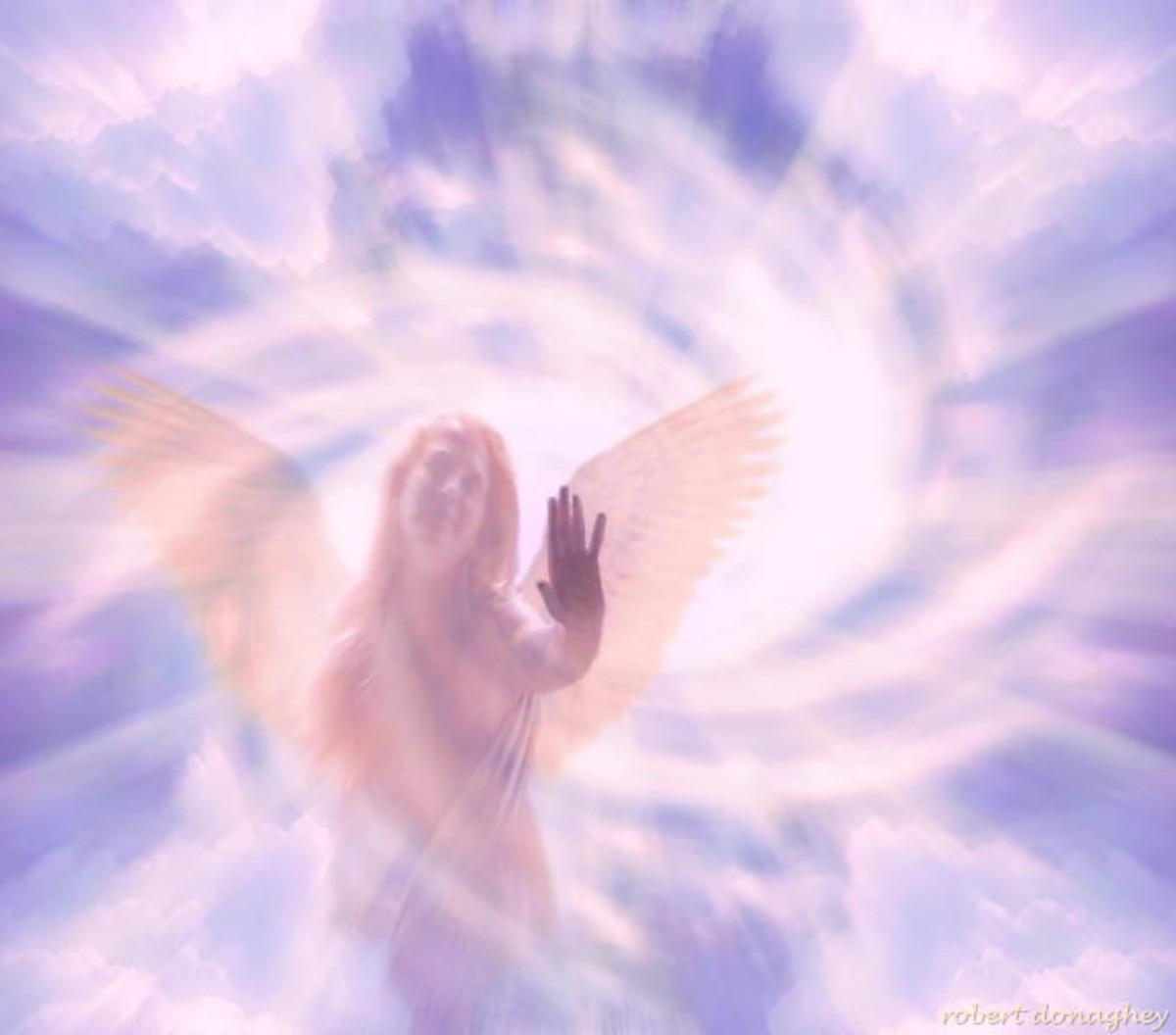 Angel Light Blessing