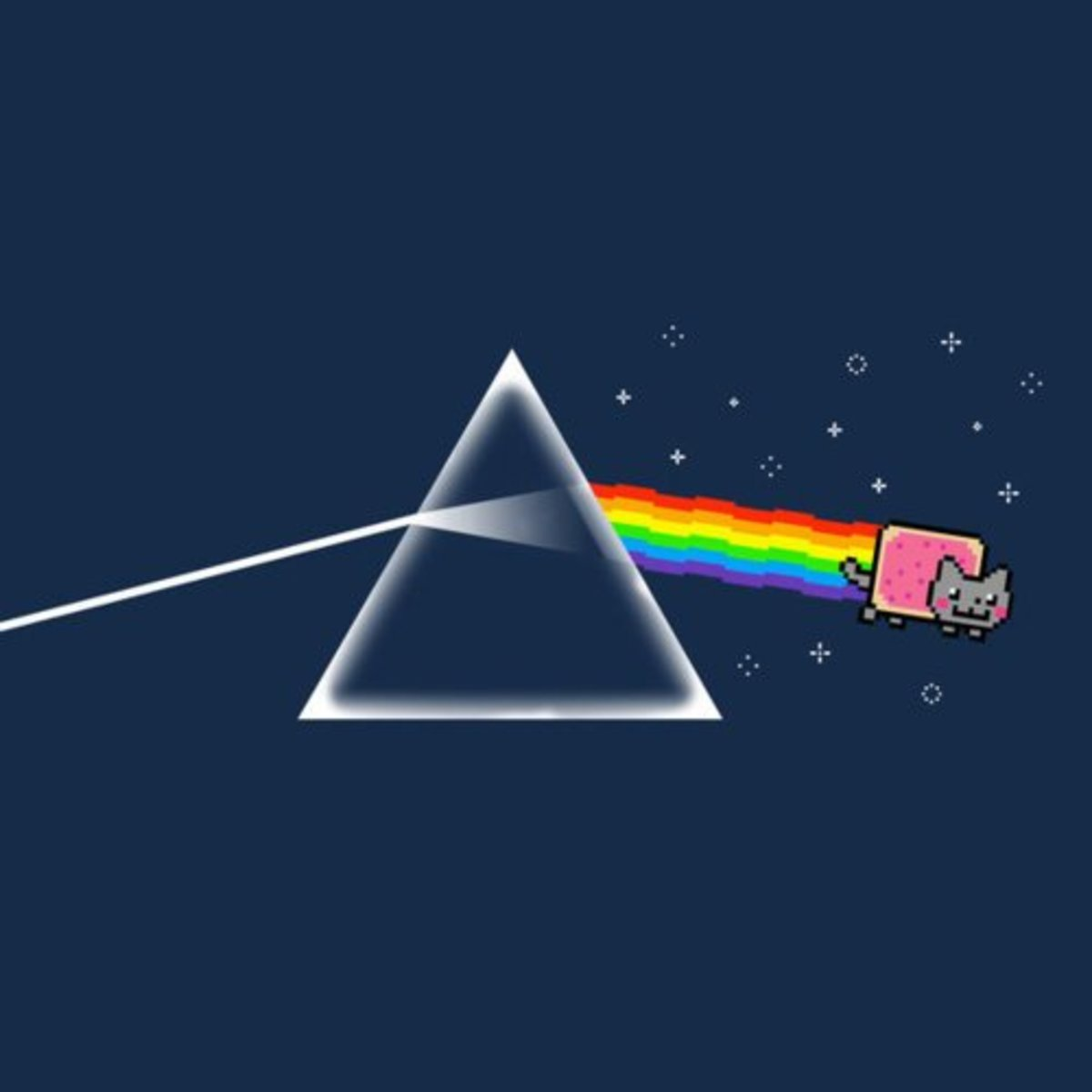 Where does bad light go? To a prism.