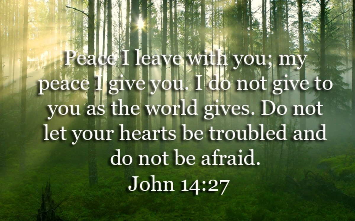 40 Bible Quotes For The Death Anniversary Of A Loved One