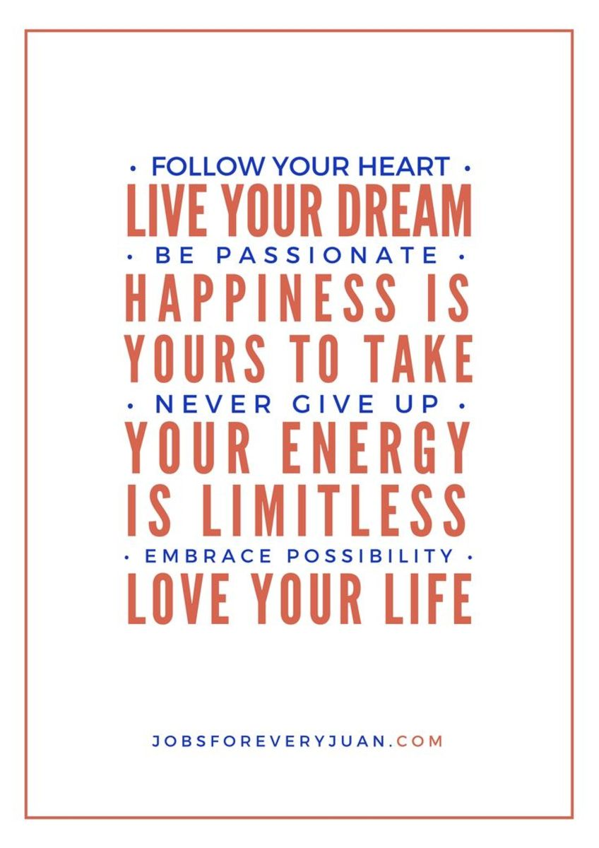 Live your Life Limitlessly