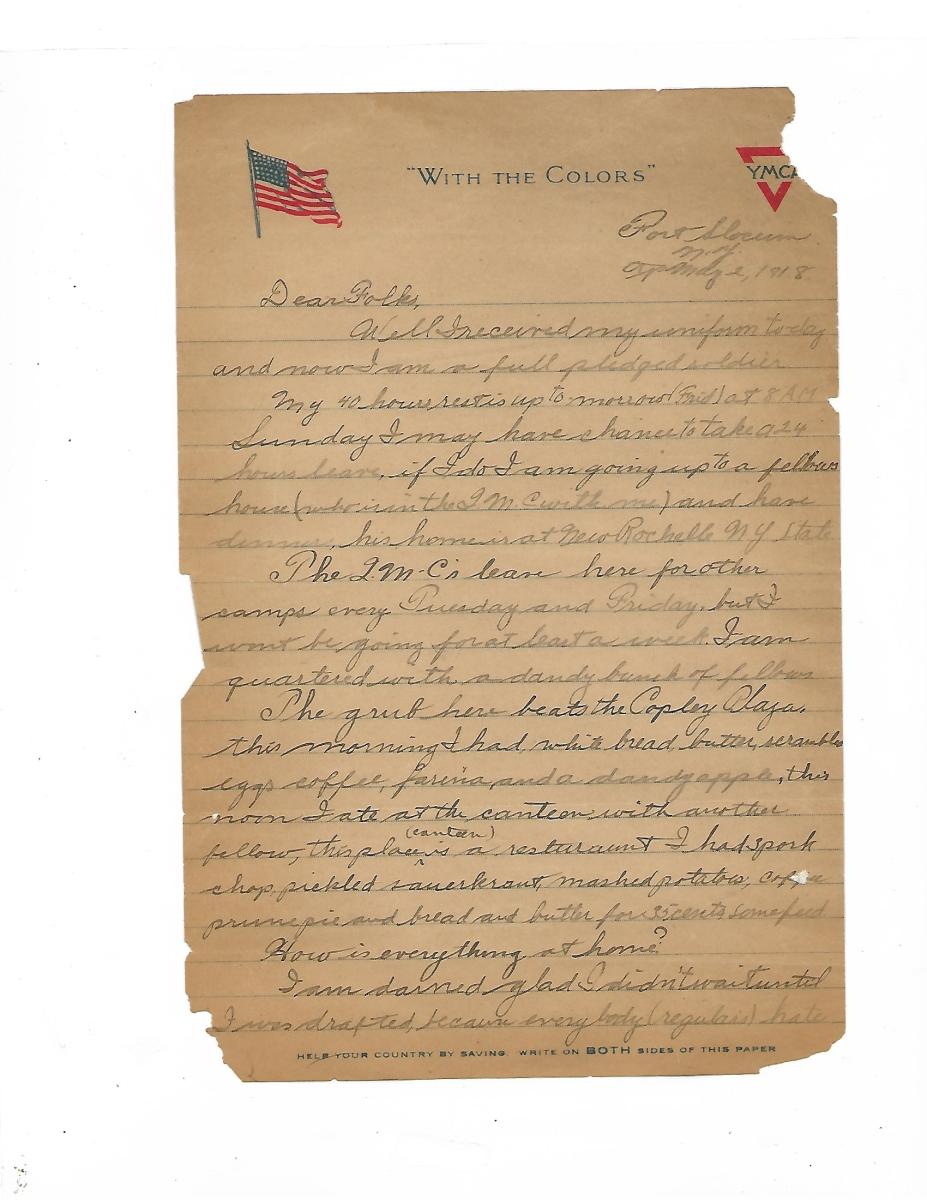 May 3, 1918 Page 1