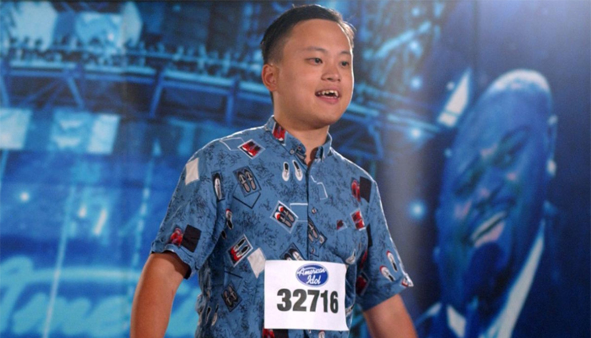 American Idol can be your worst nightmare for being insecure.  William Hung however showed a bold and independnt attitude of himself, despite his lack muscial talent and the judges laughing at him.  It shows that insecurities can be overcome.
