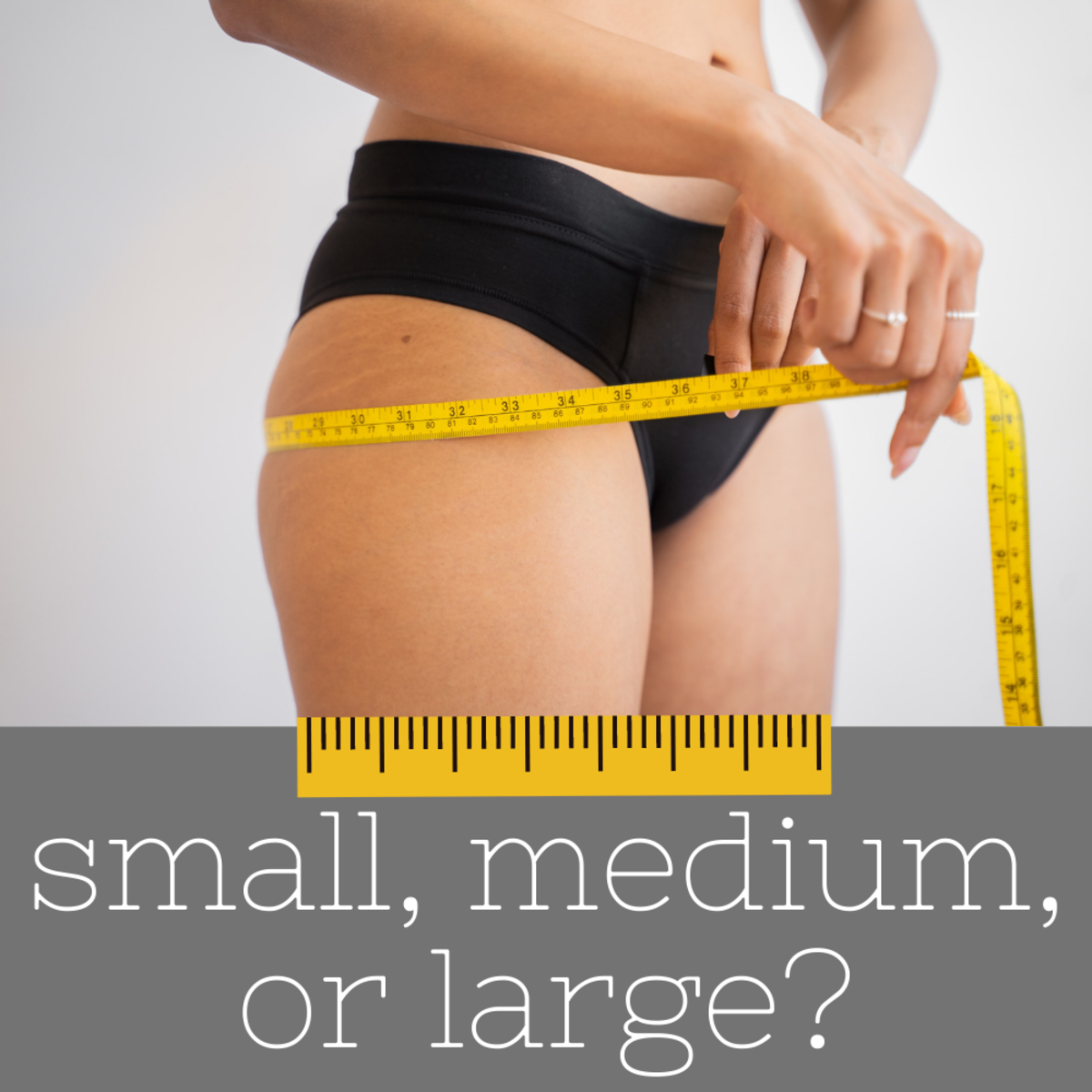How big are S, M, L sizes for women?