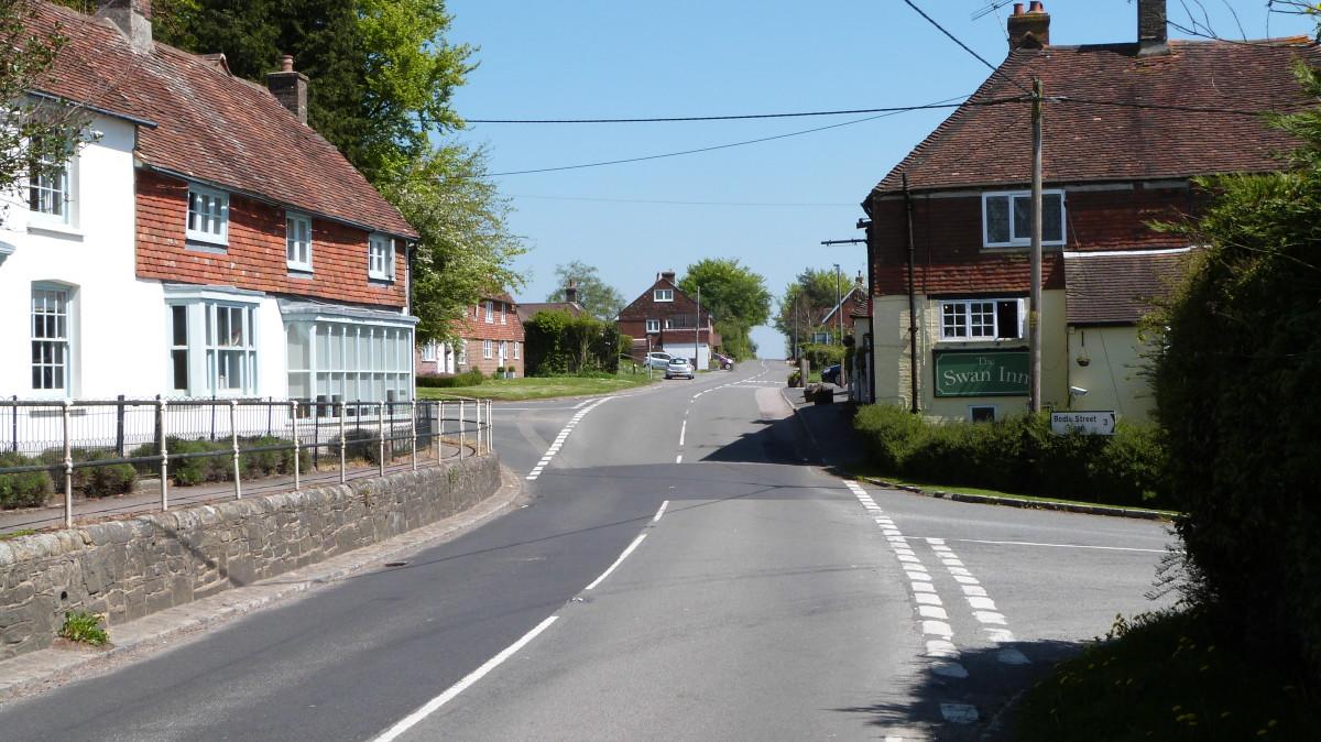 Swan Inn at Wood's Corner