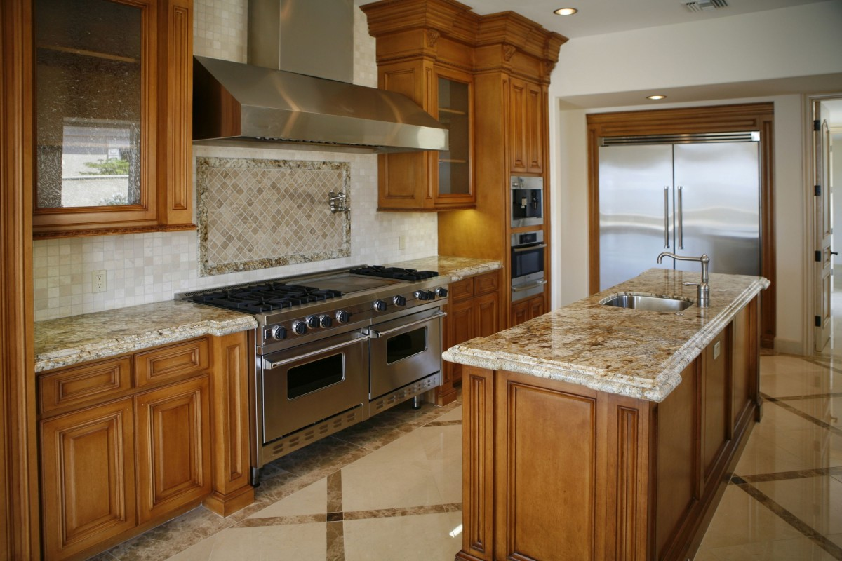 A Kitchen any chef would love!