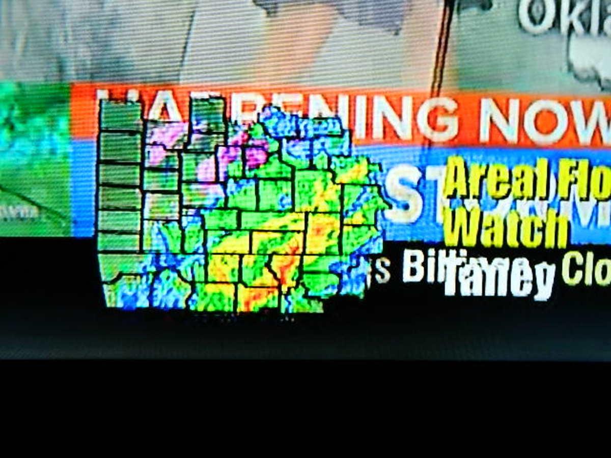 Finally, the radar is calming down a bit.