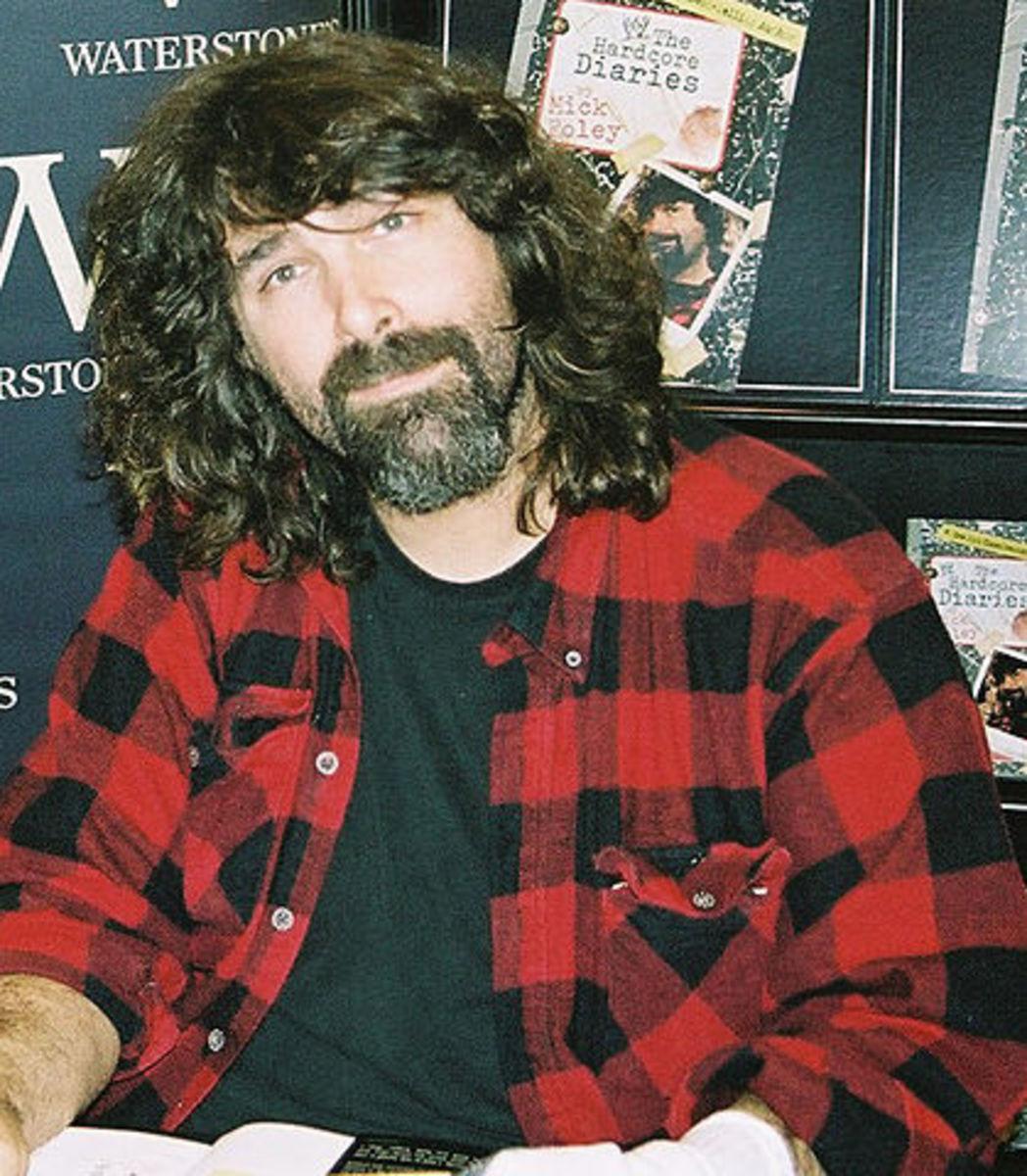 Mick Foley.