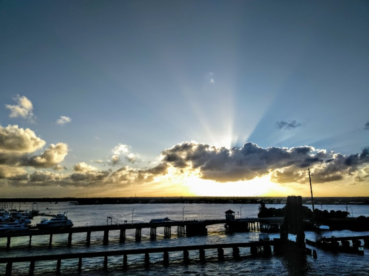 Stuart Marina, Florida