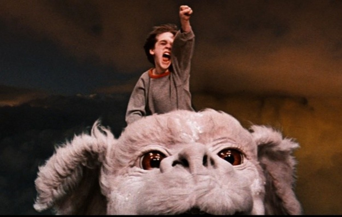 Fist Pump,The Never Ending Story