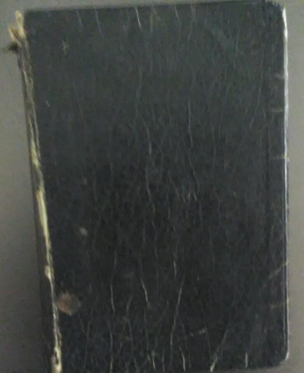 Grandmother's Bible.