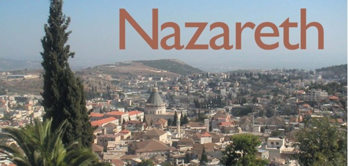 Jesus was rejected in Nazareth, his own hometown