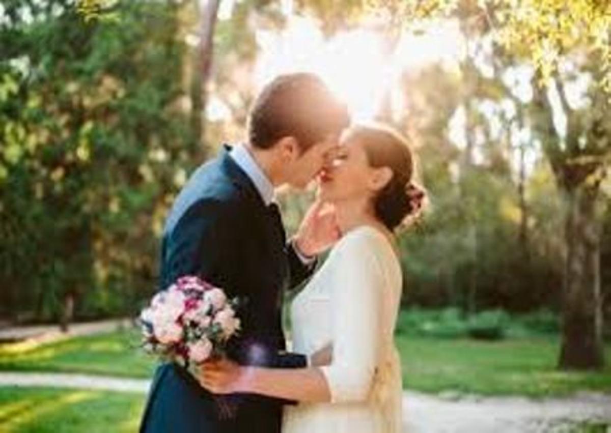 The Post Wedding Kiss