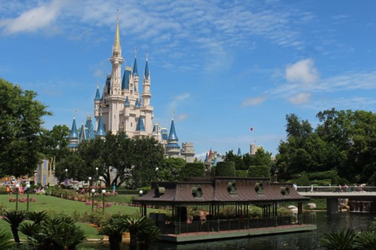 Walt Disney World at Kissimmee, Florida