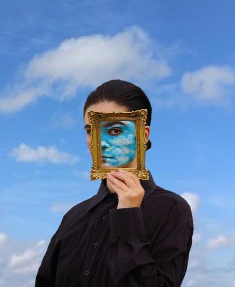 """"""" Best way of finding myself is my art''. -Zero"""