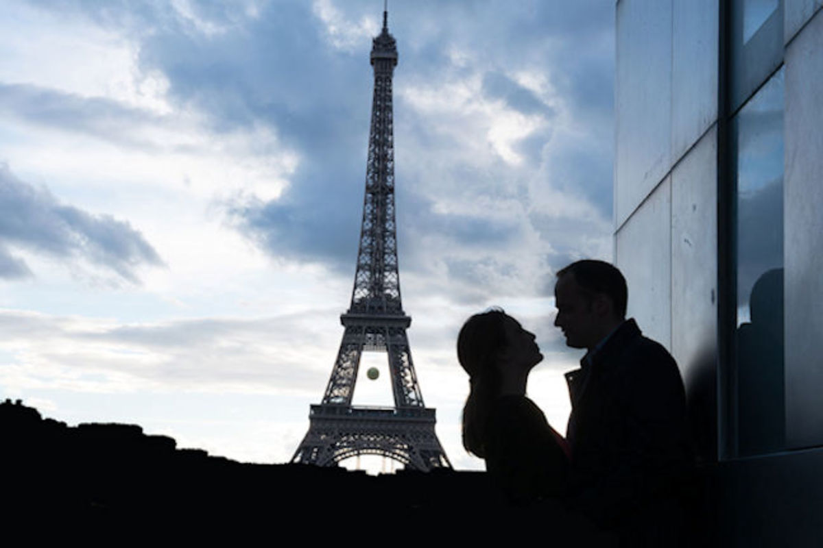 The City of Love …
