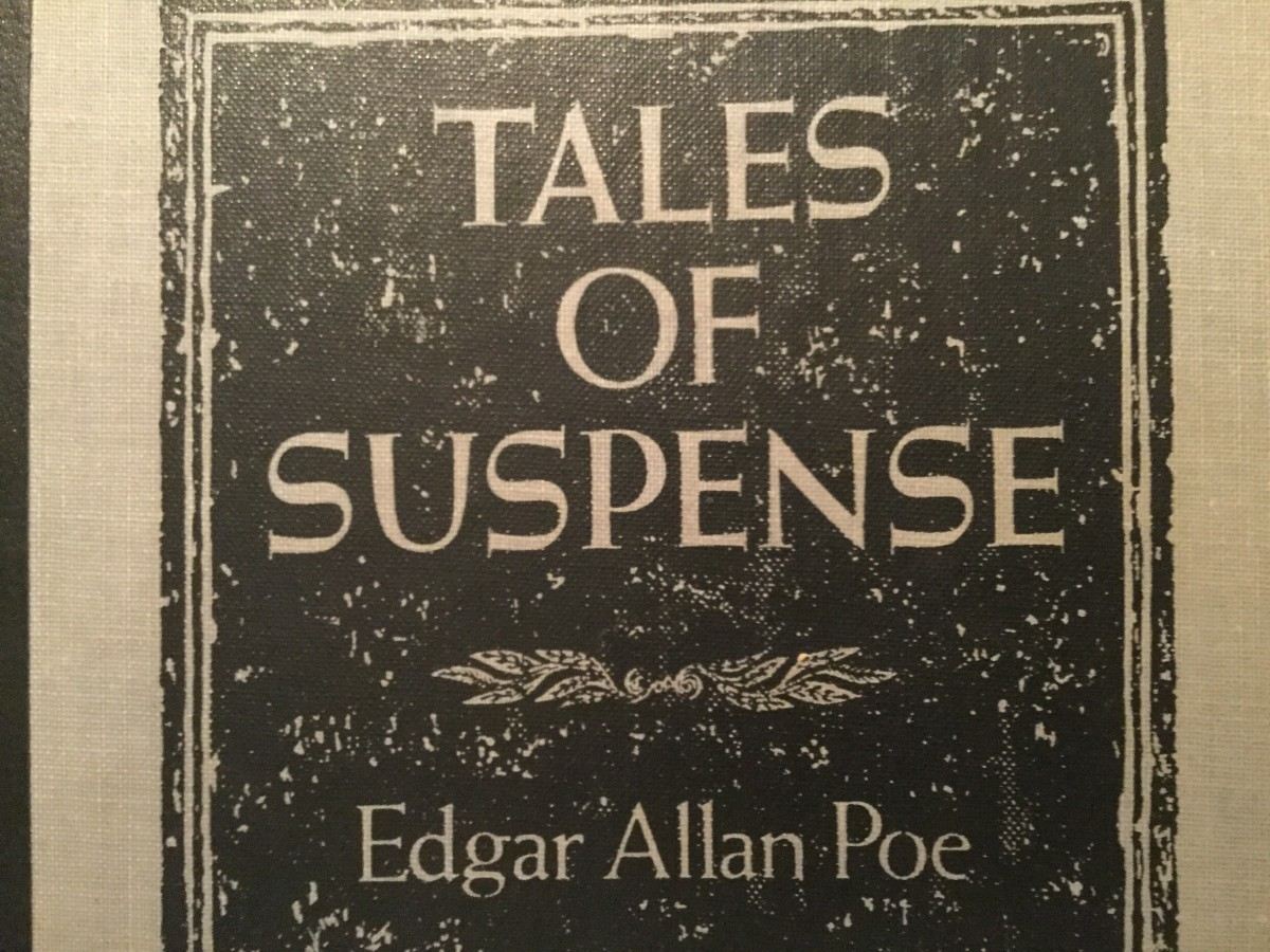 Tales of Suspense by Edgar Allan Poe