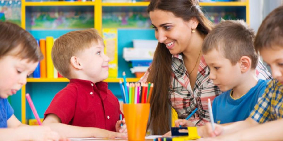 The One-On-One Session By Teacher And Student Works Well.