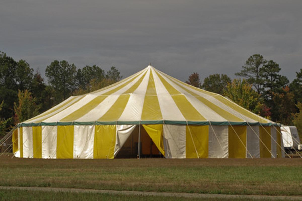Earthly Tent