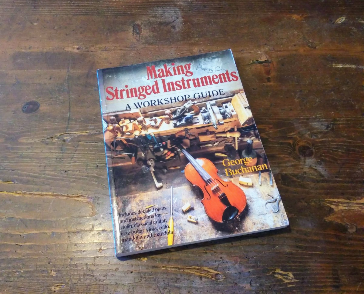 This is a more practical reference, designed for someone with skill in woodworking, but not necessarily experience in instrument making.