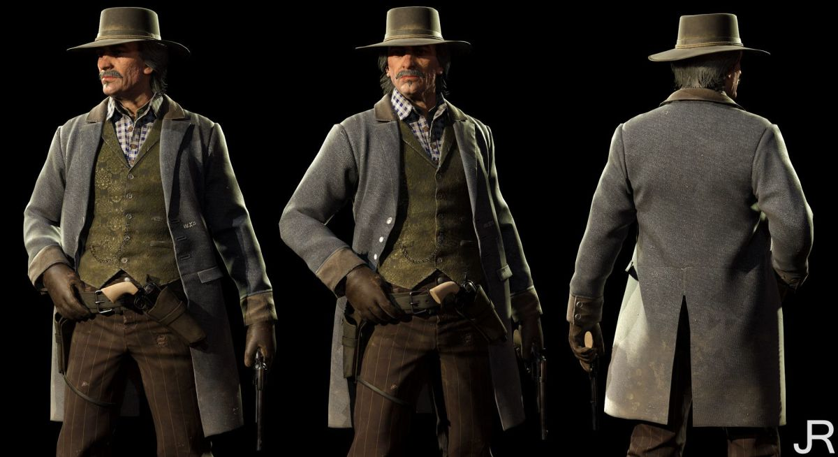 How Gunfighters Dressed In The Old West.