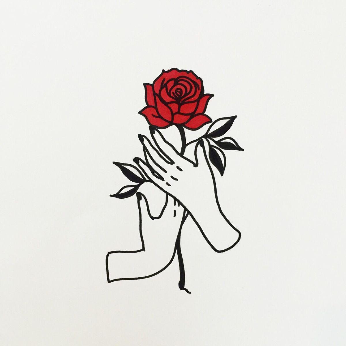 Illustration by Matilda Lee via Pinterest