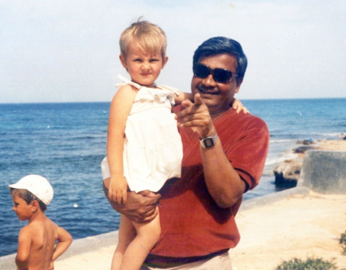 Pic9: Dad Carrying Katcha