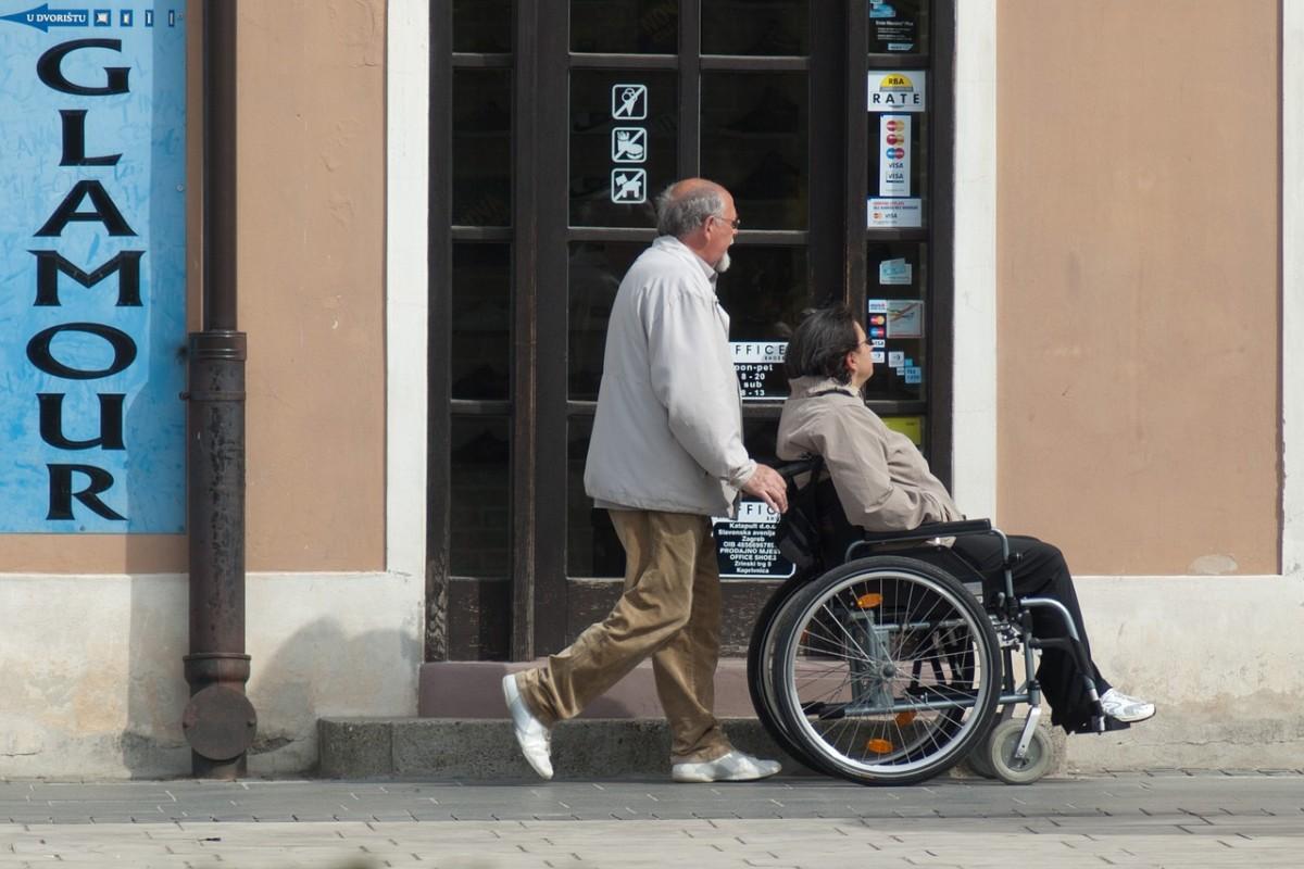 Assist needy seniors