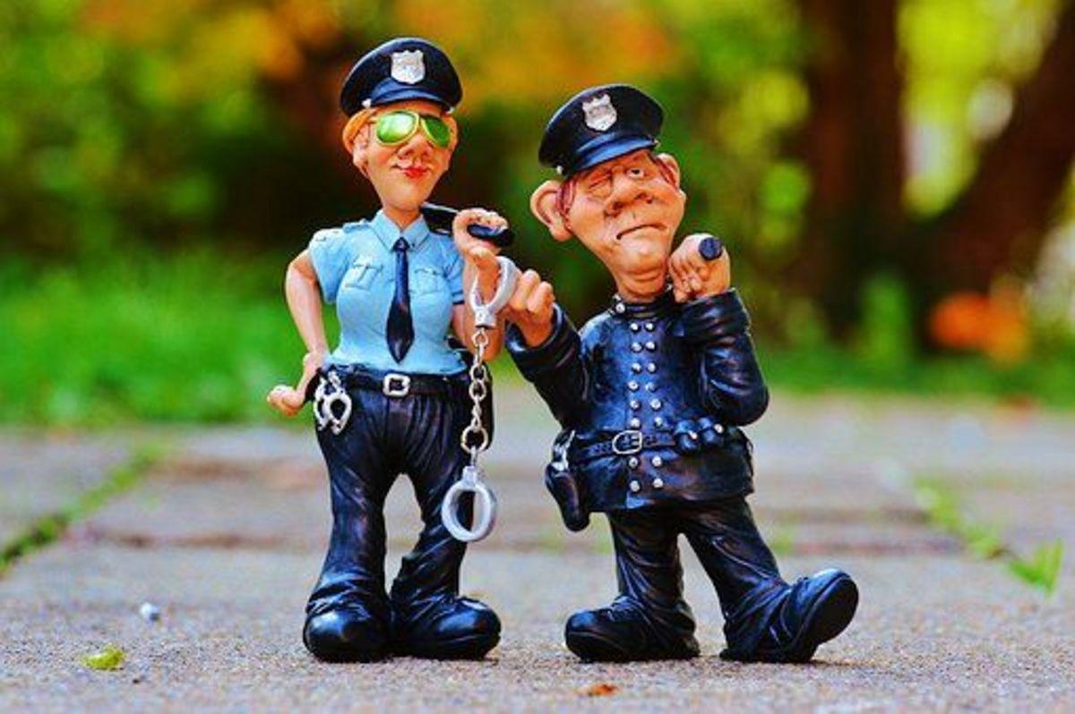 Sheriff Potts and Deputy Jenkins