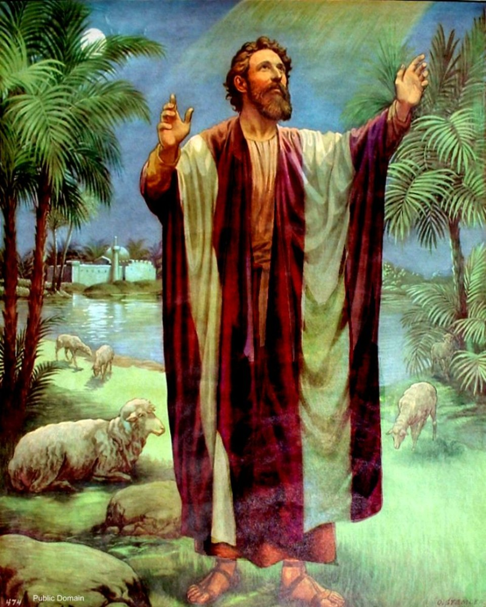 Abraham, Father of Many Nations