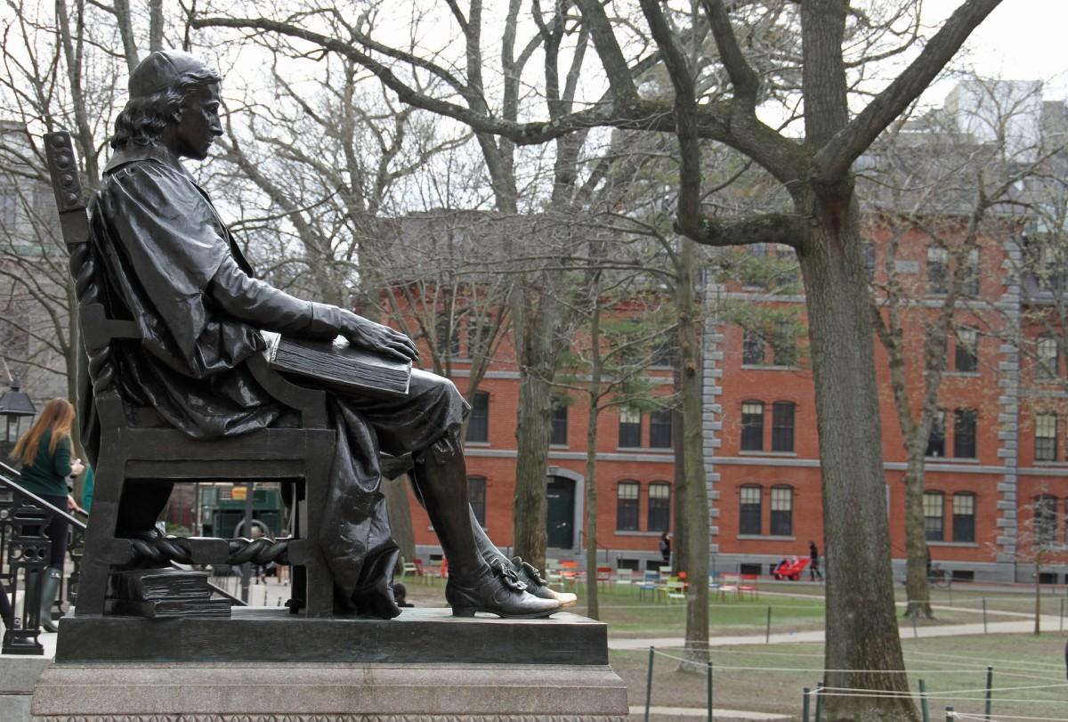 Harvard in Boston