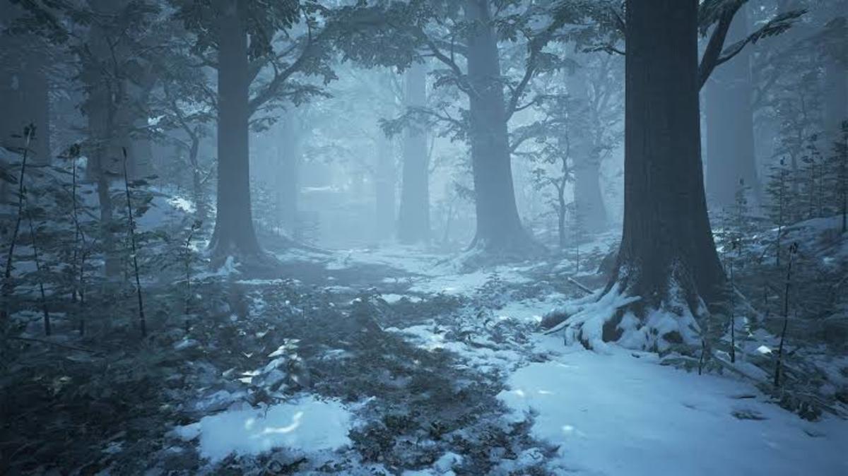 Pinstalk Forest