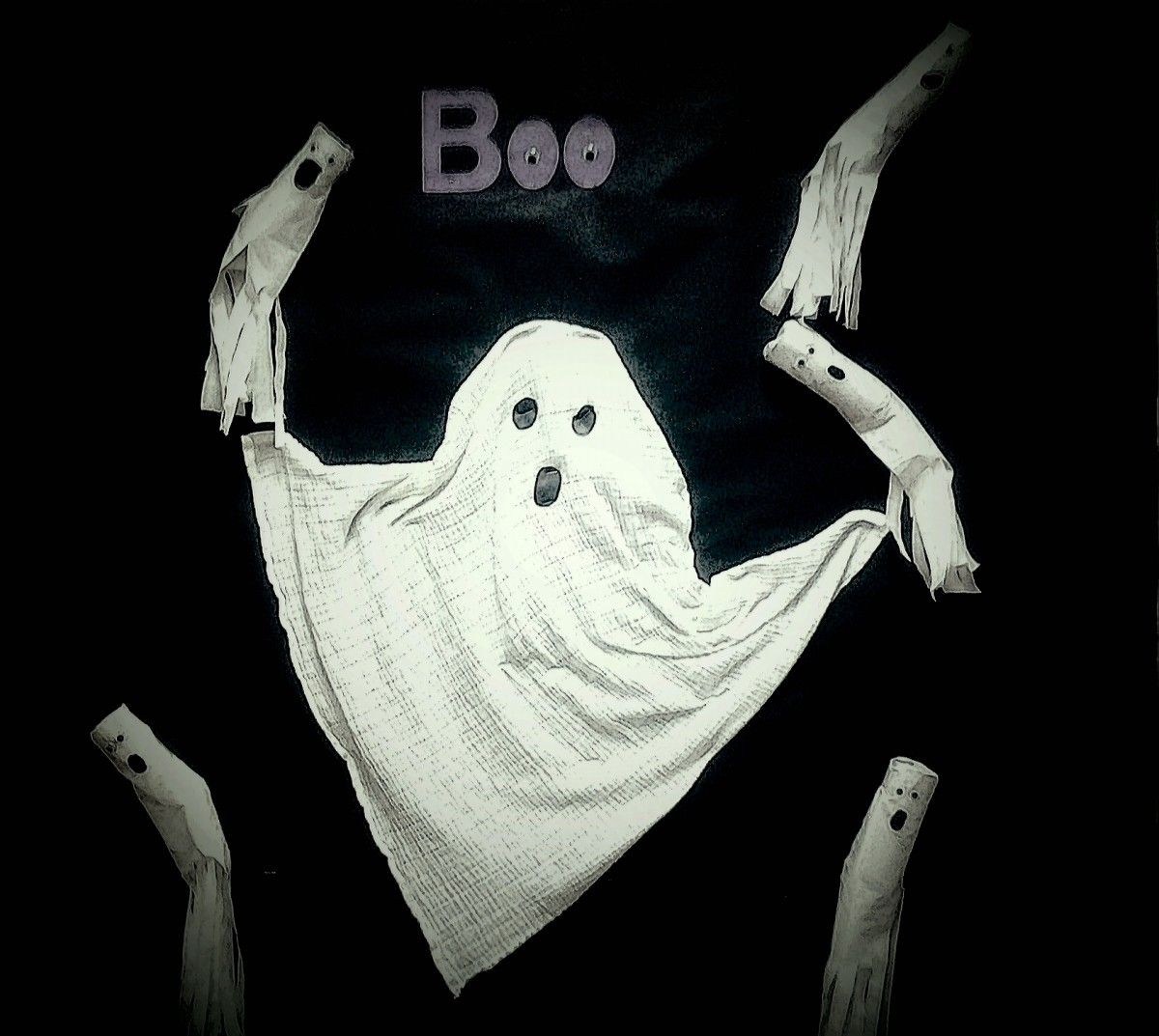"Ghosts ""Boo!"""