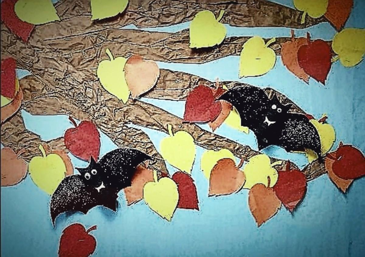 Autumn Bats
