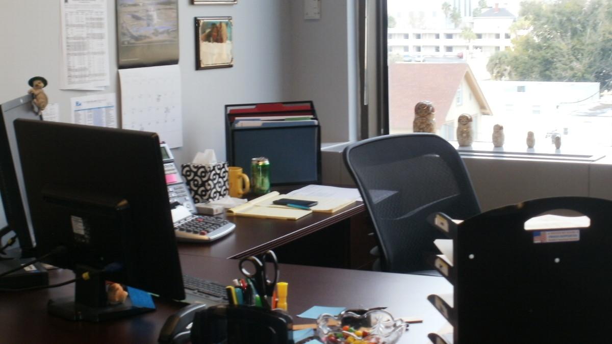Oppressive office