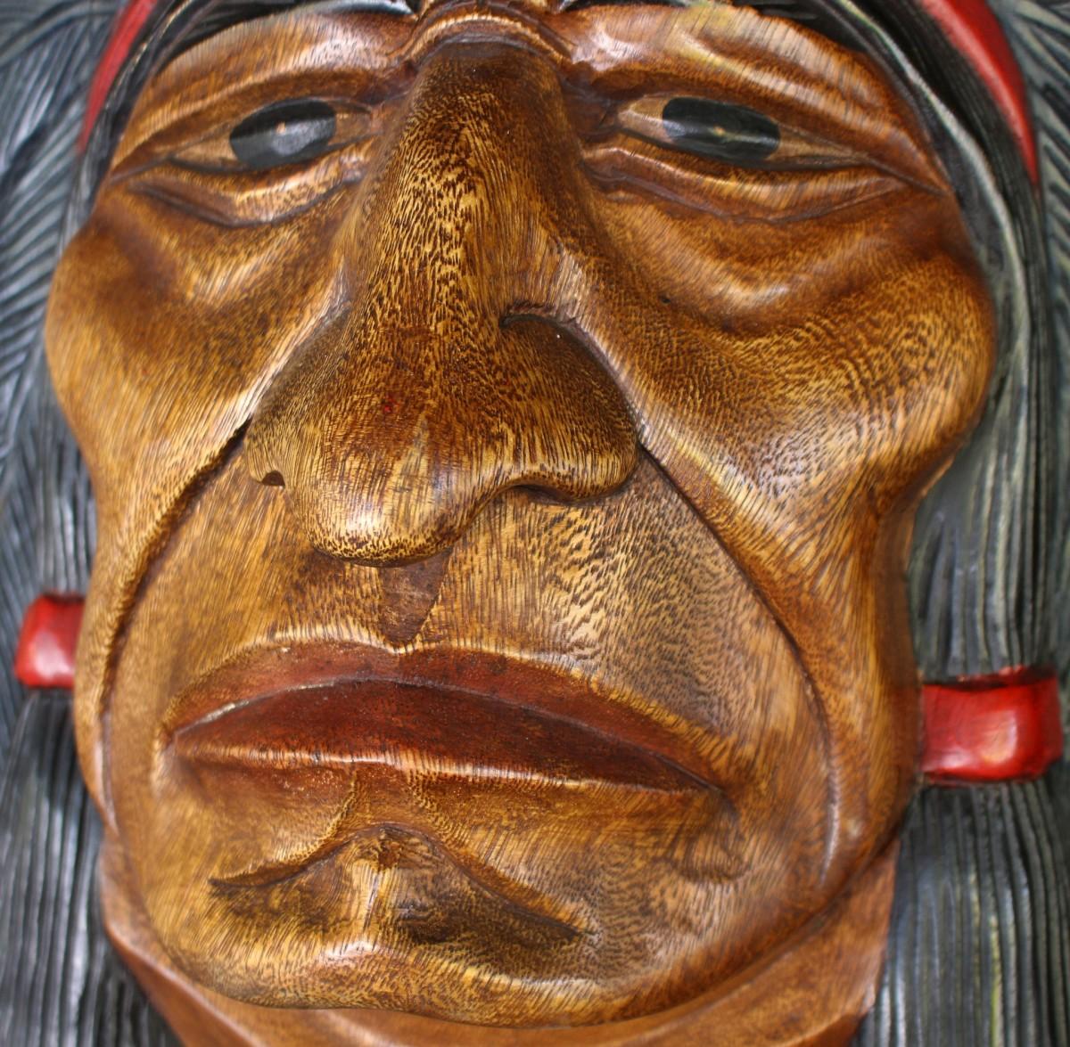 Indian Warrior that Boyd saw