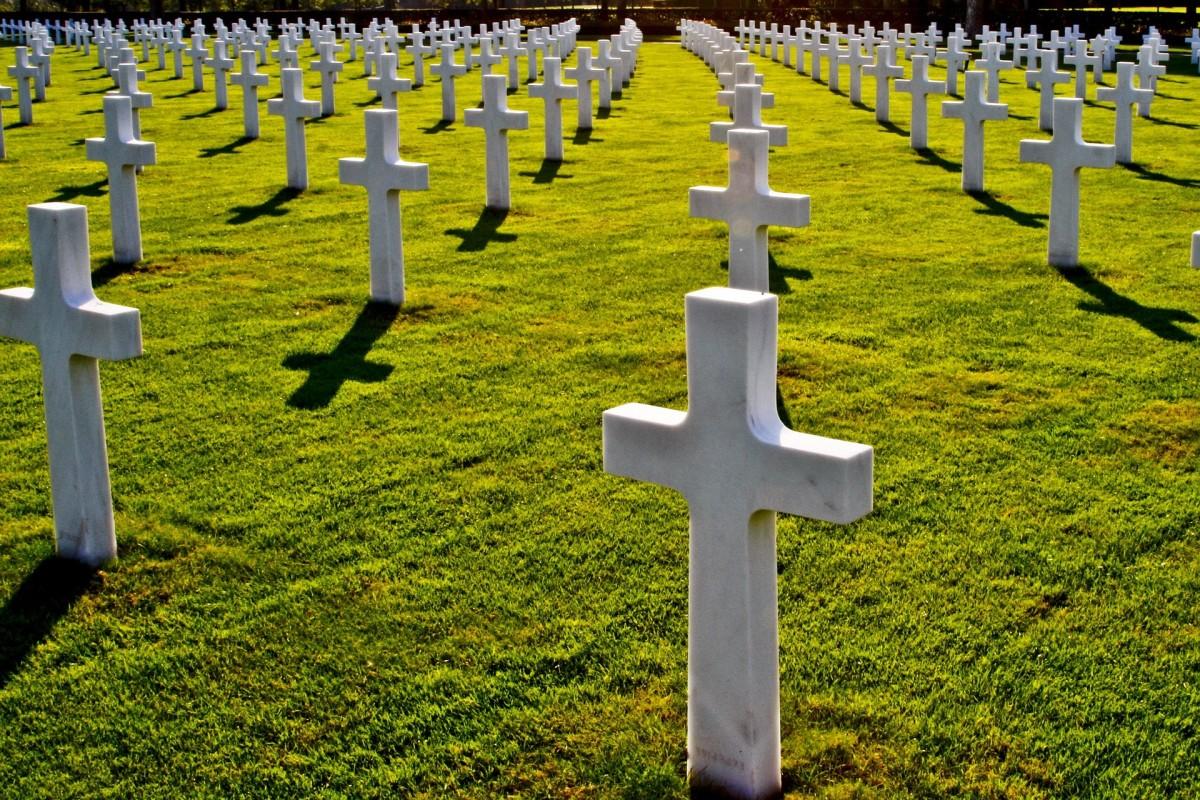 The dead of war