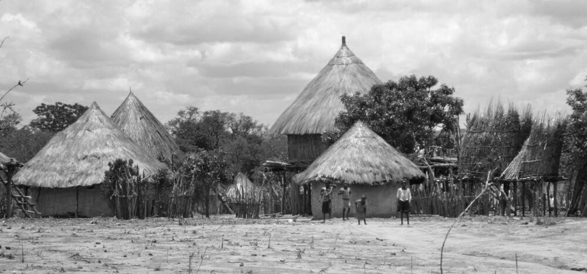 Mukoma Levi's family home