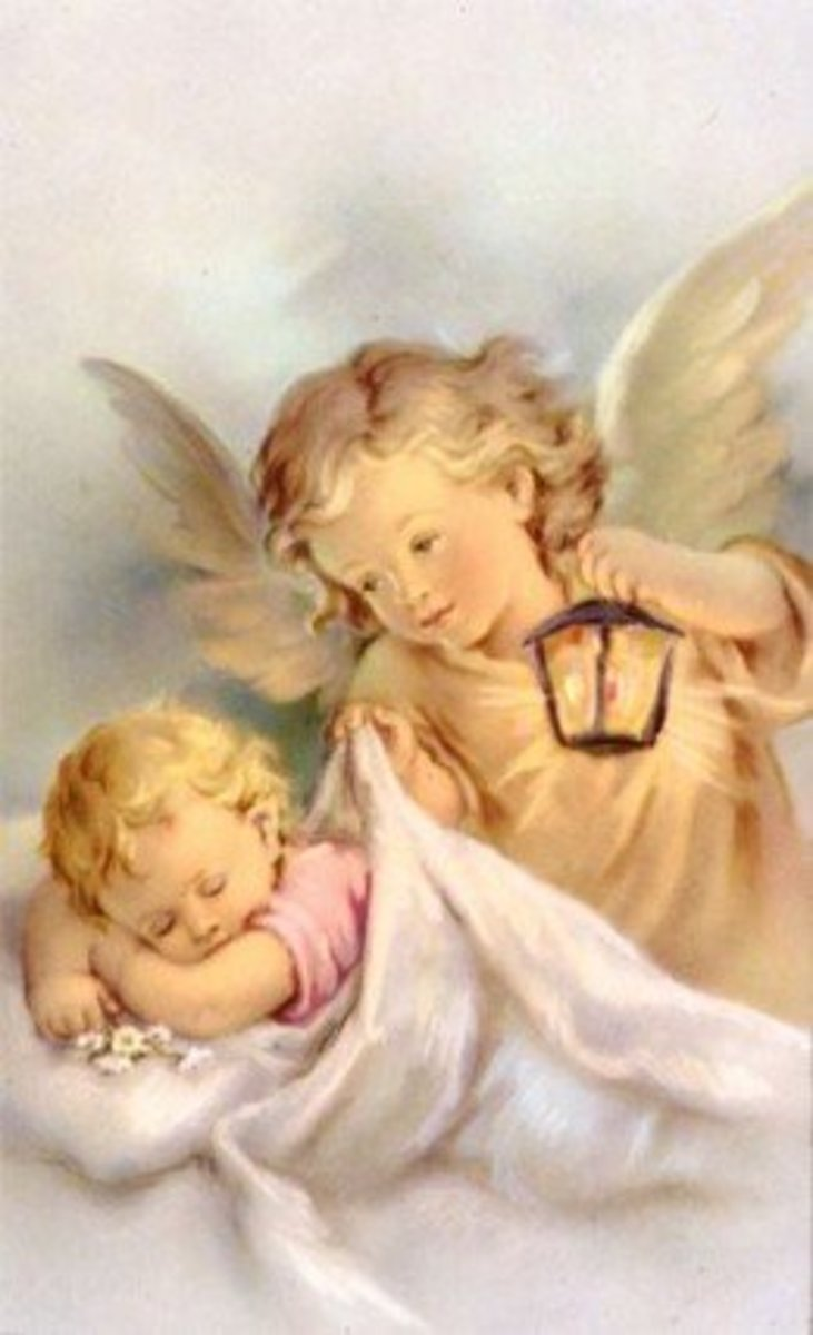 """""""When We Do Kind Deeds for Our Fellow Man We Become as Angels."""""""