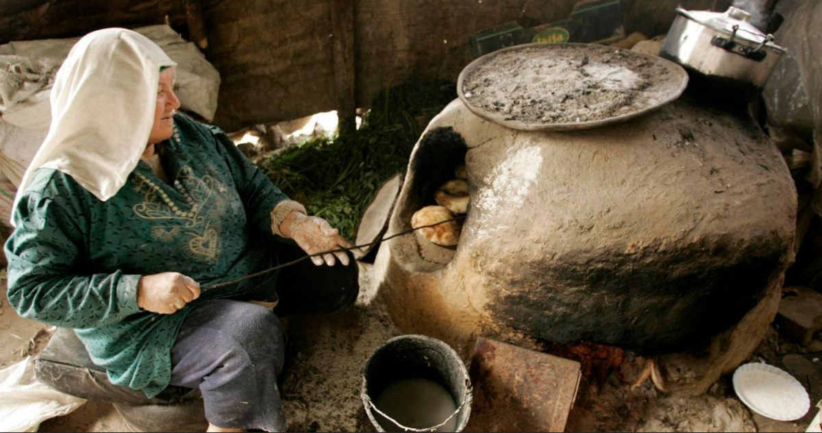 The making of bread daily signifies that we need God to ensure our survival every day.