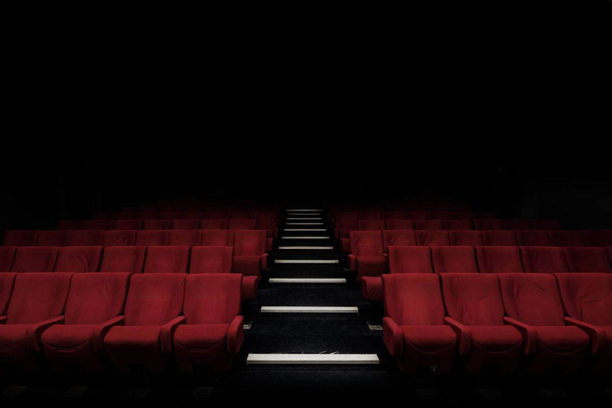 Pic2: The Cinema Hall Showing Tiers